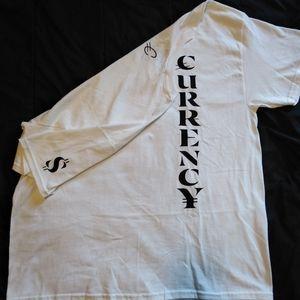 Brand,{€URRENC¥ Unite Clothing} Tees,XL